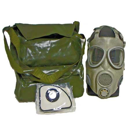 Gas Mask Gloves Czech M10 Gas Mask