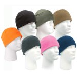 Polar Fleece Watch Caps