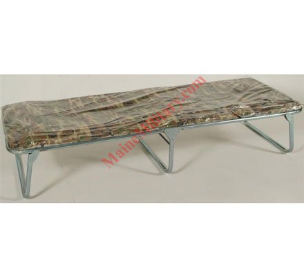 Xb 6 Wide Folding Cot Bed Sleeping Camping Survival