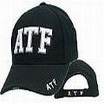 Embroidered ATF Hat