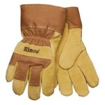 Kinco - Cold Weather Pigskin Leather Gloves