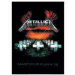 "Metallica Flag ""Master of Puppets"""