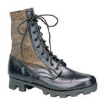 Ultra Force GI Style Jungle Boots, O.D.