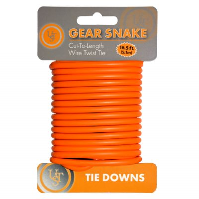 Gear Snake Tie-Down (16ft) - Orange