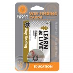 Learn & Live Cards - Way Finding