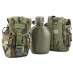 USGI canteen cover with NEW 1QT canteen
